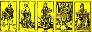 Tarocchi of Mantegna is one of the earliest known tarot or Tarocchi packs.
